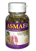 ASMAFIT, Herbal Asma, bronchitis