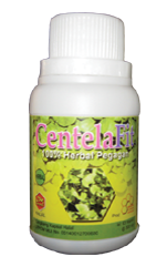 Herbal Pegagan, CentelaFit